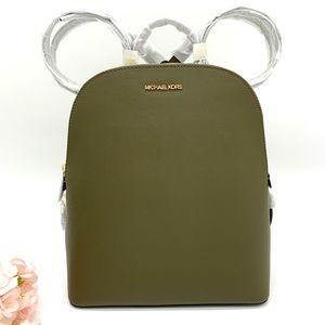 Michael Kors Cindy LG Backpack-OILIVE